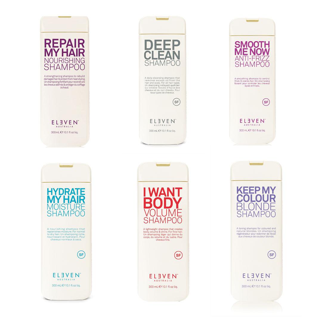 Uued sulfaadivabad šampoonid